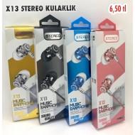 X13 STEREO KULAKLIK