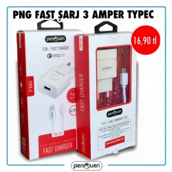 PNG FAST CHARGER -3 AMPER TYPE C-