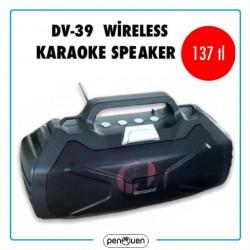 DV-39 WİRELESS SPEAKER
