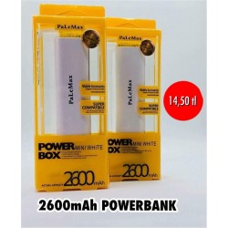 2600 MAH POWERBANK