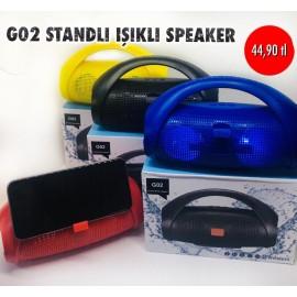 G02 IŞIKLI STANDLI SPEAKER