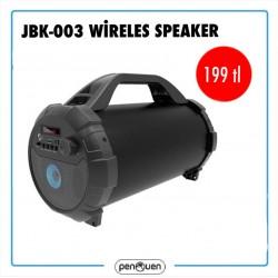 JBK-003 WİRELESS SPEAKER