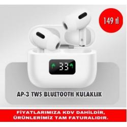 AP-3 TWS BLUETOOTH KULAKLIK