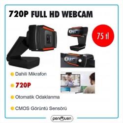 720 P FULL HD WEBCAM
