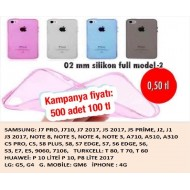 0.2 MM SİLİKON FULL MODEL-2