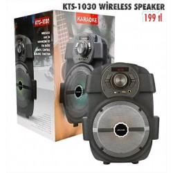 KTS-1030 WİRELESS SPEAKER
