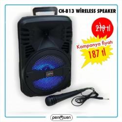 CH-813 WİRELESS SPEAKER