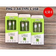 PNG 2.4A TYPE C USB
