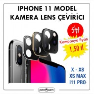 İPHONE 11 MODEL KAMERA LENS ÇEVİRİCİ