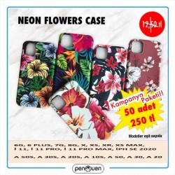 NEON FLOWERS CASE KAMPANYA PAKETİ