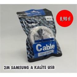 2M SAMSUNG A KALİTE USB