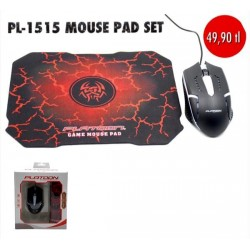PL-1515 MOUSE PAD SET