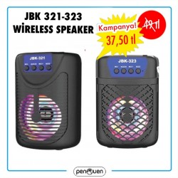 JBK 321-323 WİRELESS SPEAKER