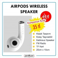 AİRPODS WİRELESS SPEAKER