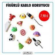 FİGÜRLÜ KABLO KORUYUCU