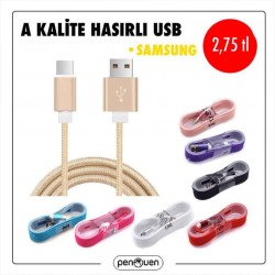 A KALİTE HASIRLI SAMSUNG USB