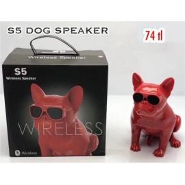 S5 DOG SPEAKER