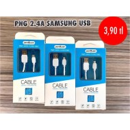 PNG 2.4A SAMSUNG USB