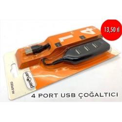 4 PORT USB ÇOĞALTICI