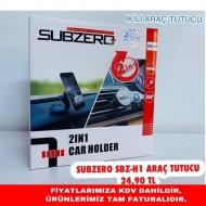 SBZ-H1 ARAÇ TUTUCU