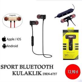 SPORT BLUETOOTH KULAKLIK DRN-6757