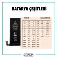 BATARYA ÇEŞİTLERİ (9 TL'DEN BAŞLAYAN FİYATLARLA)
