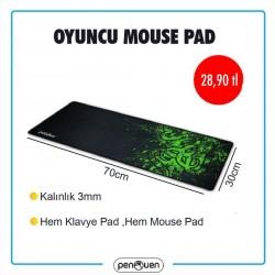 OYUNCU MOUSE PAD
