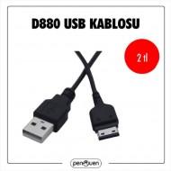 D880 USB KABLOSU