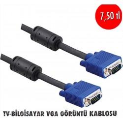 TV-BİLGİSAYAR VGA GÖRÜNTÜ KABLOSU