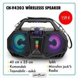 CH-V2403 WİRELESS SPEAKER
