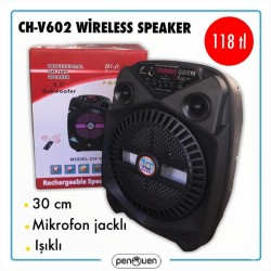 CH-V602 WİRELESS SPEAKER