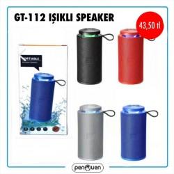 GT-112 WİRELESS SPEAKER