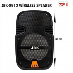 JBK-0813 WİRELESS SPEAKER