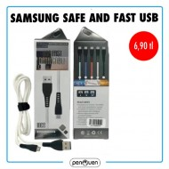 SAMSUNG SAFE AND FAST USB