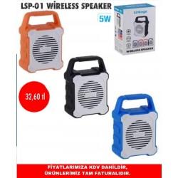 LSP-01 WİRELESS SPEAKER