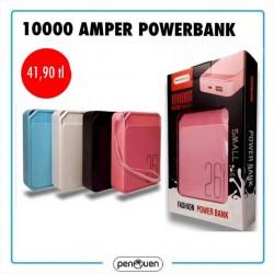 10000 AMPER KAMPANYA POWERBANK