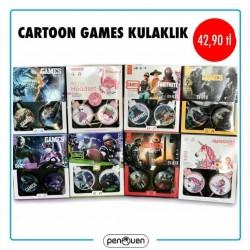 CARTOON GAMES KULAKLIK