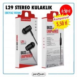 L29 STEREO KULAKLIK