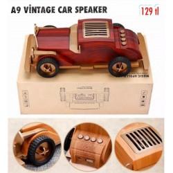 A9 VİNTAGE CAR SPEAKER