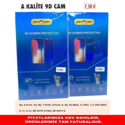 A KALİTE 9D CAM