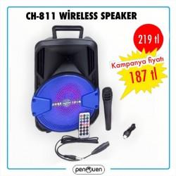 CH-811 WİRELESS SPEAKER