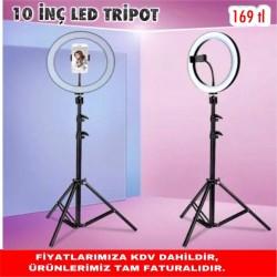 10 İNÇ LED TRİPOT