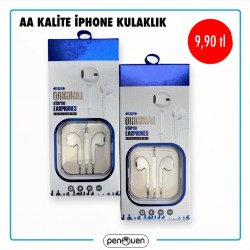 A KALİTE İPHONE KULAKLIK