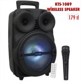 KTS-1089 WİRELESS SPEAKER