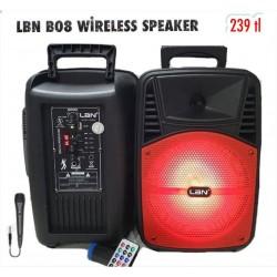 LBN B08 WİRELESS SPEAKER