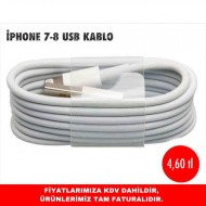 İPHONE 7-8 USB KABLO