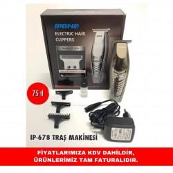 IP-678 TRAŞ MAKİNESİ