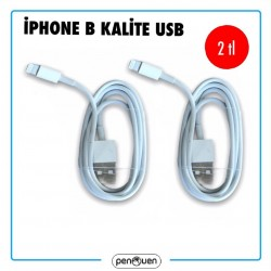İPHONE B KALİTE USB