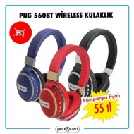 PNG 560-BT WİRELESS KULAKLIK