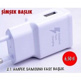 2.1 AMPER SAMSUNG FAST BAŞLIK